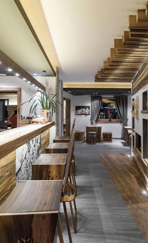 Trendy arredo rustico moderno elegante creiamo atmosfere for Arredamento rustico elegante
